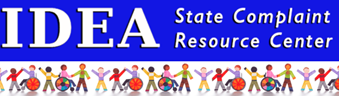 IDEA State Complaint Resource Center